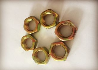 Chinese Standard M18 Hexagon Thin Nuts Anti Corrosion For Bolts And Screws