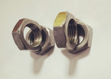 Industrial M16 X 1.5 Heavy Hex Nut Good Anti Loosening Effect For Machinery Construction